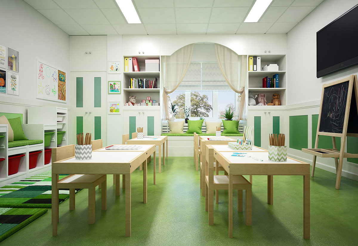 Children's Training Center GREENRISE
